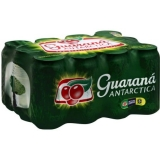 Kit 12 Dosen Guarana Antartica 0,33 l MHD 08.04.2019
