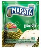 Refresco em Pó Sabor Graviola 30 g , Marata MHD 31.07.2020 ( Abbildung ähnlich)