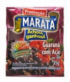 Refresco em Pó Sabor Açai com Guarana 30 g , Marata MHD 01.03.2019 (Abbildung ähnlich)