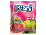 Refresco em Pó Sabor Goiaba 30 g , Marata MHD 01.07.19