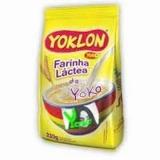 Farinha Lactea 230 g YOKLON MHD 28.07.2021