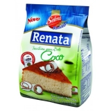 Mistura para Bolo de Coco, 400 g Renata MHD 07.09.2017