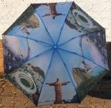 Guarda-Chuva(Sobrinha) , Motivos .. Rio de Janeiro, / Regenschirm