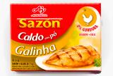 Sazon Caldo de Galinha em Po 37,5 g, 5 Saches de 7,5g, Ajinomoto  MHD 30.03.2022