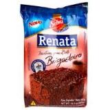 Mistura para Bolo de Brigadeiro 400 g, Renata , MHD 16.02.2019