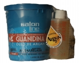 Kit Guanidina Óleo de Argan Regular 350 g ,  Salon Line MHD 30.09.2020