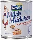 Nestle Milch Mädchen 400 g, MHD 30.01.2020