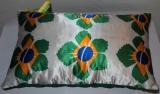 Almofada com enchimento de espuma / Kissen mit Füllung 40 x 24 x 10 cm