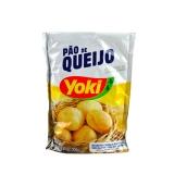 Mistura Pao de Queijo 250 g YOKI MHD 01.03.2019