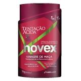 Creme Tratamento Ultraprofundo Tentacao Acida Vinagre e Maca 1kg, Novex MHD 05.03.2019