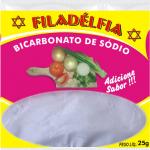 Bicarbonato de Sodio 25 g, Filadelfia MHD 31.12.2020 ( Bild abweichend)