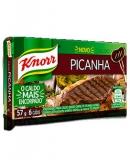 Caldo de Picanha 57 g, 6 cubos , Knorr MHD 01.05.2019