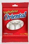 Naftalina 40 g ( 24 bolinhas), Oliveira MHD 30.01.2018