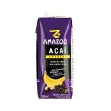Suco Acai + Banana  Pronto a Beber 300 ml, Amazoo MHD 15.02.2019