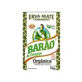 Barao de Cotegipe, ORGANICA ,1 kg, Vakuum ,Erva Mate Chimarrao,  MHD 15.07.2019