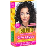 Hairlife Kit Relaxamento e Ondulamento  Cacho&Natural 160 g , Embelleze MHD 06.01.2022