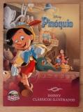 Pinóquio / Pinocchio Livrinho Infantil com 16 colorida paginas