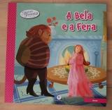 A Bela e a Fera / Die schöne und das Biest / livrinho Infantil com 16 colorida paginas