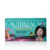 Kit Cauterização Cachos Supremos 300ml, Hairfly MHD 30.07.2020