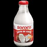 Leite de Coco 200 ml , Sococo MHD 17.10.2021