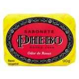 Sabonete  ,Odor de Rosas, 90 g PHEBO