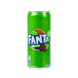 FANTA GUARANÁ 310 ml , Dose MHD 05.09.2019