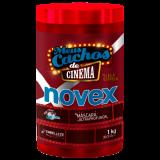 Creme de Tratamento Ultraprofundo ,Meus Cachos de Cinema,  1 kg , Novex MHD 10.03.2021