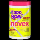 Creme Tratamento Ultraprofundo , Tudo de Bom , 1 kg, NOVEX MHD 10.03.2021